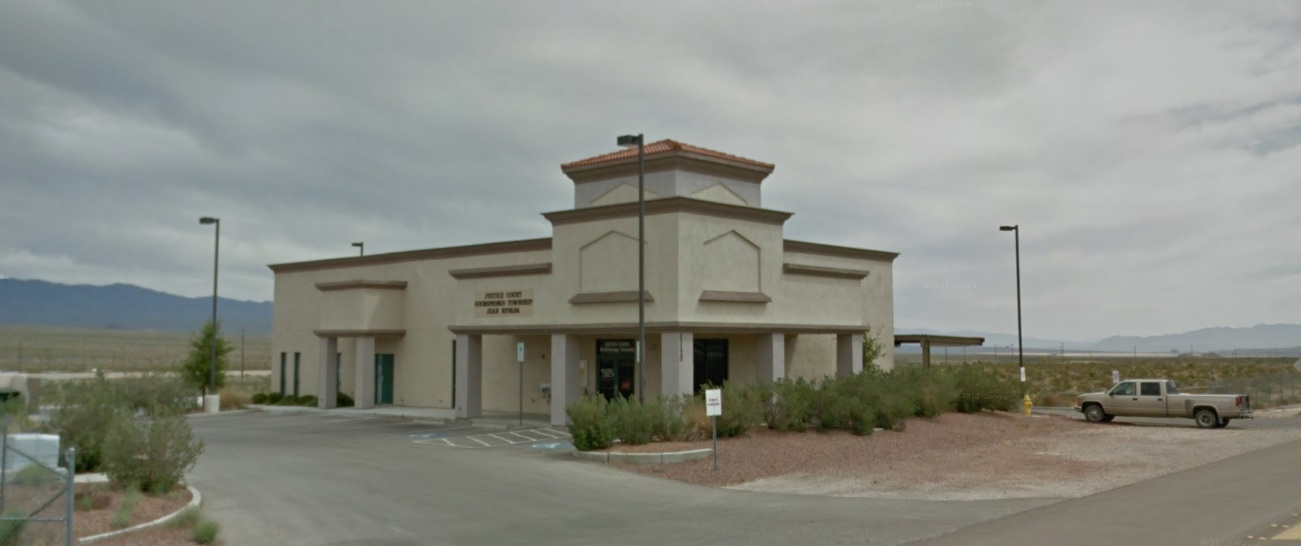 Goodsprings Justice Court